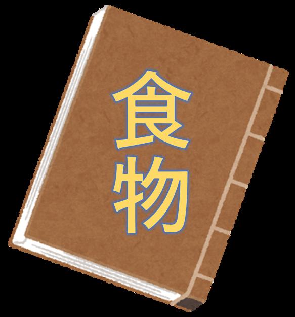 明日の話題~食べ物雑学・クイズ①